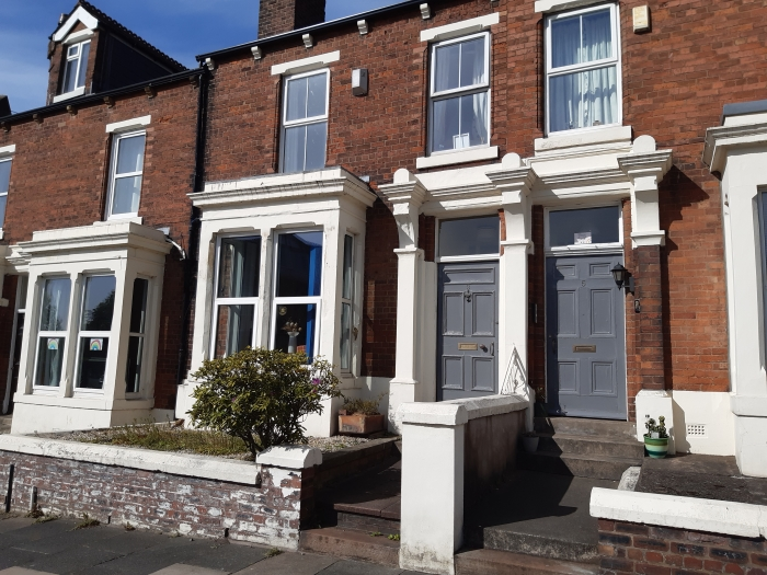 Rent our 4 bedroom student house in Carlisle, situated at 3 Church Street, Stanwix